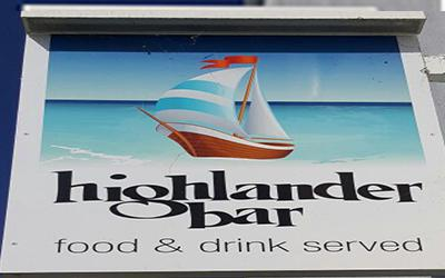 Highlander British Pub Restaurant  Costa Teguise
