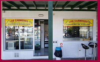 Los Carmenes Tapas | Chicken Roaster Costa Teguise