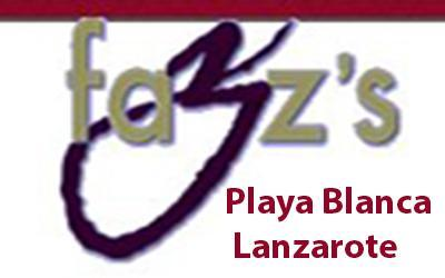 Fazz's Indian Restaurant Takeaway Playa Blanca Lanzarote