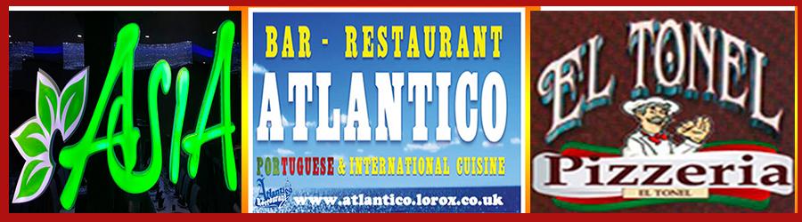 Takeaway Food Lanzarote - food delivery service Playa Blanca, Puerto del Carmen, Arrecife, Costa Teguise