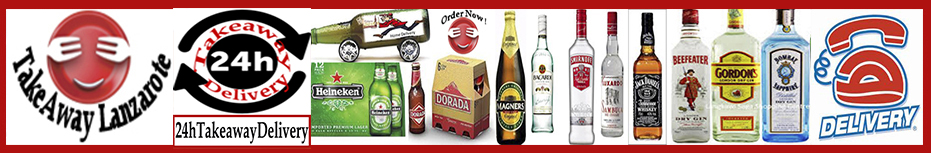 Drinks Delivery Lanzarote Canary - Alcohol Delivery Lanzarote - Booze Lanzarote - Dial a Drink Lanzarote - Dial a Booze Lanzarote