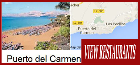 View Restaurants in Puerto Del Carmen . Order Takeaway Food online