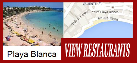Playa Blanca Food Restaurants Lanzarote