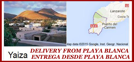 Delivery Takeaway Food Yaiza, Delivery Takeaway food lanzarote