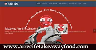 Arrecife - Takeaway Lanzarote, food delivery with a variety of restaurant menus offering Pizza, Kebabs, Chinese, Indian,Thai,  Italian, Canaries, Spanish  and much more. Order high-quality takeaway online from top restaurants, fast delivery straight to your home or office.Get amazing food from an incredible selection of local restaurants in lanzarote, Lanzarote. Takeaways Lanzarote : Playa Blanca | lanzarote | Yaiza | Puerto Calero | Costa Teguise | Arrecife | Playa Honda | San Bartolome | Haria | Macher | Femes .