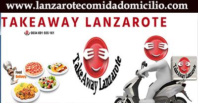 Lanzarote Comida Domicilio, comida para llevar lanzarote, pizza a domicilio, kebab para llevar, comida hindu reparto gratuita