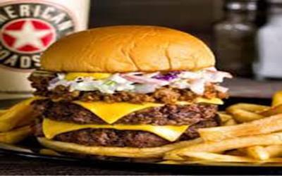 American Burger XXL - Takeaway Lanzarote Burgers Playa Blanca