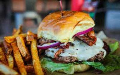 Provolone Burger Playa Blanca - Takeaway Lanzarote