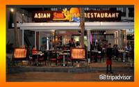 Asian Sunshine Restaurant - Chinese | Japanese | Thai Fusion Cuisine Puerto del Carmen Lanzarote