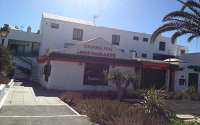 Shang Hai Chinese Restaurant Costa Teguise Lanzarote