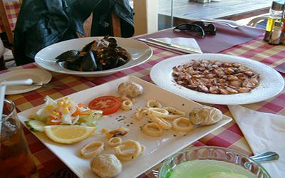 Bacchus Restaurante Espanol & Italiano Costa Teguise Lanzarote