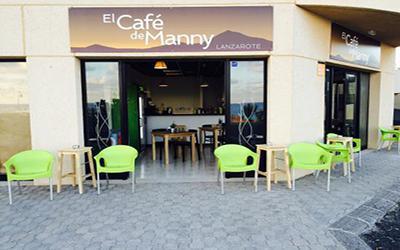 El Cafe de Manry - Restaurante Costa Teguise Lanzarote