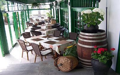 La Chimenea Restaurante Costa Teguise Lanzarote