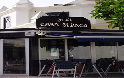 Casa Blanca Grill Restaurante Costa Teguise Lanzarote