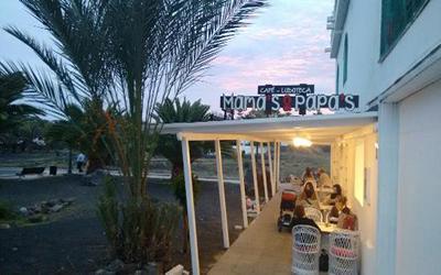 Mama's & Papa's Costa Teguise Restaurante Lanzarote