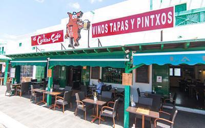 EL COCHINO COJO Restaurante Costa Teguise Lanzarote
