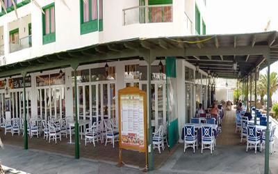 Pizzeria Vesubio Restaurante - Pizza Costa Teguise Lanzarote