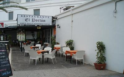 Meson El Porton Restaurante de Tapas Espanol Costa Teguise Lanzarote