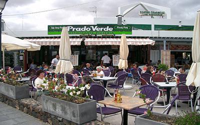 Restaurante Prado Verde Lanzarote Costa Teguise