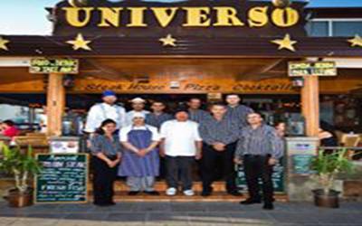 Restaurantes Mexicanos Lanzarote - Universo Grill Restaurant Puerto del Carmen