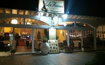 La Flamenca Restaurante Espanol Playa Blanca Lanzarote
