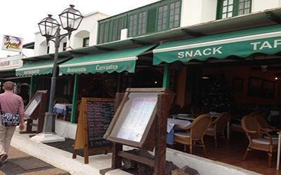 Cervantes Restaurante Espanol Playa Blanca Lanzarote