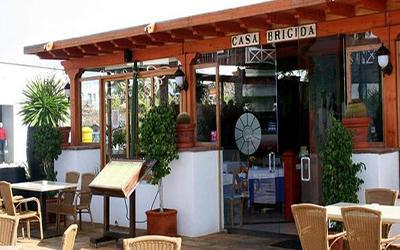 Restaurante Espanol Playa Blanca  - Lanzarote - Casa Brigida