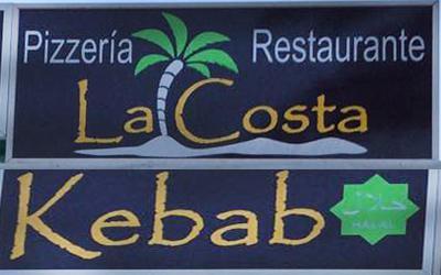 Kebab La Costa Pizzeria Best Takeaway Costa Teguise Lanzarote