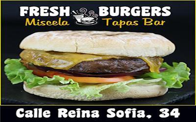 Miscela - Fresh Burger Puerto del Carmen - Pizza | Tapas | Tex Mex Restaurant Lanzarote