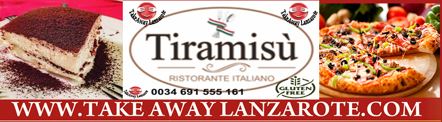 Pizza sin Gluten Takeaway Pizzeria Takeaway Playa Blanca, Lanzarote, food Delivery Lanzarote, Yaiza