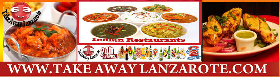 Indian Restaurant Spices Indimex, Food Delivery Takeaway Playa Blanca, Lanzarote