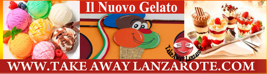 Nouvo Gelato Playa Blanca, Lanzarote, best Ice Cream Playa Blanca