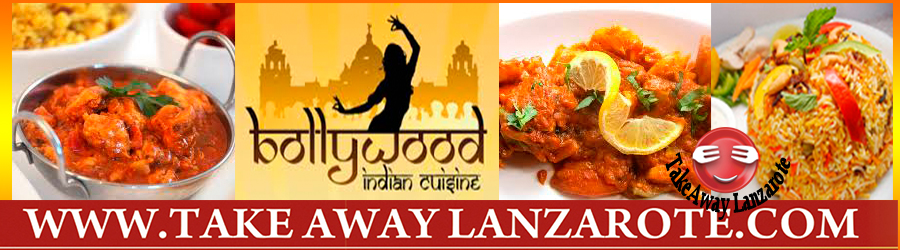 Bollywood Indian Restaurant - Food delivery Takeaway Puerto del Carmen, Food delivery Lanzarote, Lanzarote, food Delivery Lanzarote