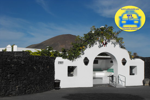 cesar manrique house lanzarote tours gate