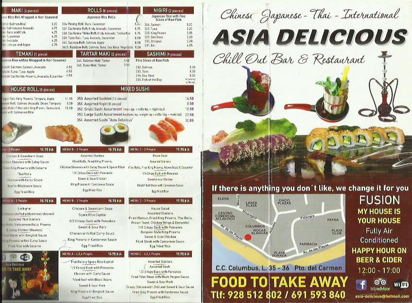 asia delicious puerto del carmen takeaway lanzarote -Most Popular Asian Restaurants in Puerto del Carmen Lanzarote - Most Recommended Asian Restaurants in Puerto del Carmen Lanzarote Canarias Las Palmas