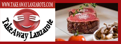 Takeaway Restaurant Lanzarote Playa Blanca - Best Steak Restaurant Playa Blanca - Best Dining Lanzarote